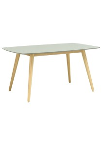 nesthouz.com Josef 150cm Dining Table in Natural/Grey Colour