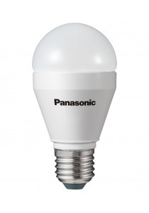 6 PCS Panasonic 8W LED Bulb E27 220-240V (25,000 hours) (Soft Warm 600lm)