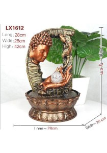Buddha Feng Shui Water Fountain 1612