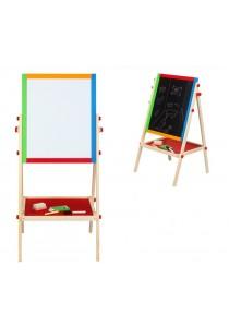 Double Sided Drawing Board (Whiteboard / Blackboard )