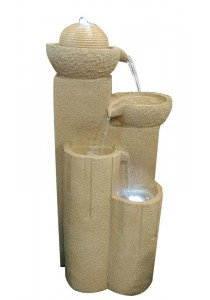 Feng Shui Water Fountain Home Decoration Gift LX16827