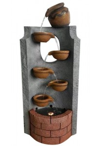 Feng Shui Water Fountain Home Decoration Gift 16881
