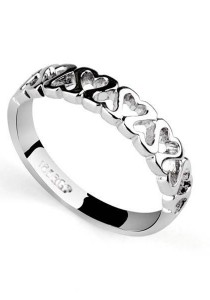 Italina Love Ring (size 13)