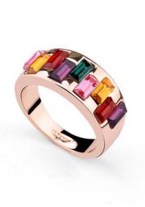 Italina Crystal Ring 96341