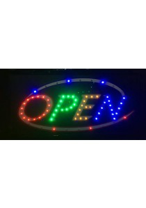 LED Sign Board - Open (2)