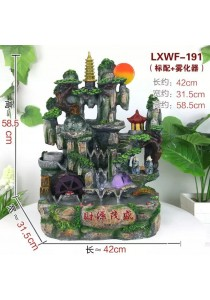 Mountain Feng Shui Water Fountain LXWF-191