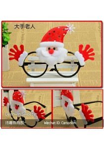 Christmas Glasses - Adult A