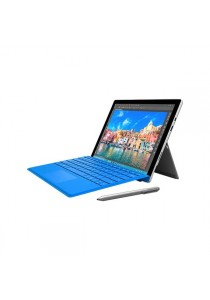 """Microsoft Surface Pro 4 M3 12.3"""" 4GB 128GB Tablet + Type Cover (Bright Blue)"""