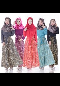 SH33343 - Charming Fashion Jubah