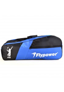 Flypower Double Zip Bag Bonus Blue