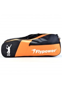 Flypower Double Zip Bag Bonus Orange