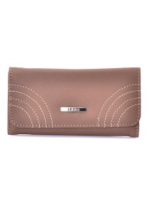 LENO Walden Trifold Brown (LW01384)