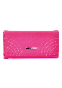 LENO Walden Trifold Pink (LW01385)
