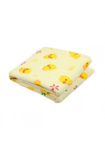 Baby Yellow Duckling Waterproof Washable Diaper Changing Mat Pad - BKM09 (L)