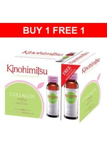 [Buy 1 Free 1] Kinohimitsu Beauty Drink 6 + 2's