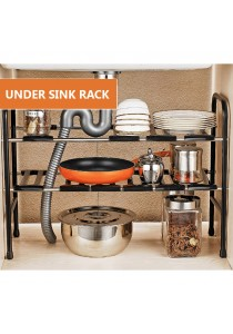 OEM Extendable Under Sink Rack