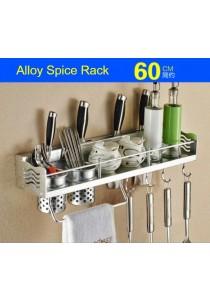 OEM Alloy Spice Rack - 60cm