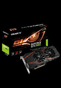 Gigabyte NVIDIA Geforce GTX1060 G1 Gaming 6GB DDR5 GTX 1060 Graphic Card
