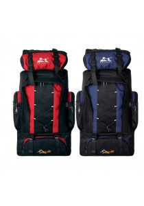 Travel Star 018 60L Water-Resistant Outdoor Backpack