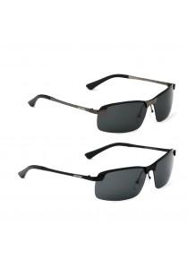 VEITHDIA 3043 Polarized Aviator Design Men Sunglasses