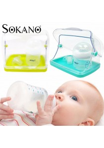 SOKANO Hygiene Storage Box for Baby Feeding Bottle and Accessories