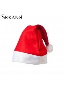 SoKaNo Trendz Christmas Cap (Red)