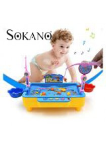 Sokano Fishing Fun Game (Age 3++)