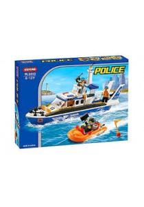 Oxford Police Korea Coast Guard