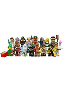 LEGO MINIFIGURE Series 11 Complete Set