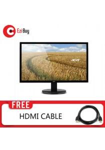 Acer K202HQL 19.5'' Widescreen LED Monitor (VGA) *Free HDMI Cable