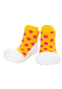 Attipas - Polka Dot Yellow