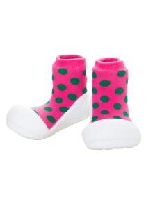 Attipas - Polka Dot Pink