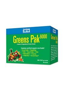 TMR Greens Pak 6000 30 Sachets