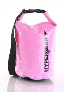 Hypergear 10L Dry Bag Pink