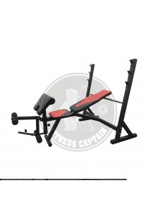Fitness Compact Adjustable Weight Lifting Bench Press