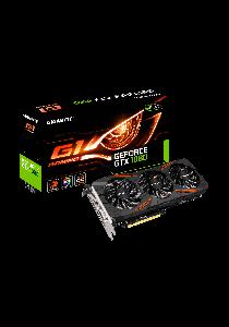 GIGABYTE GeForce GTX 1080 G1 Gaming OC
