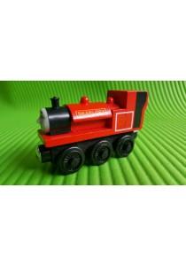 Magnetic Wood Train - Skarloey Red