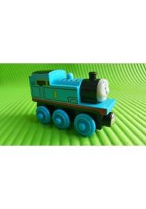 Magnetic Wood Train