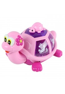 Baby Toy Funny Turtle With Flashi Light & Sound Effects
