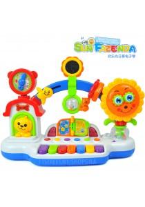 Educational Sun Fazenda Multi Functions Electronic Organ Toy
