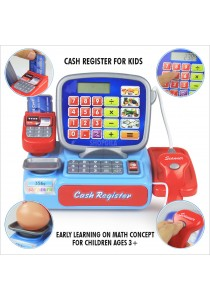 Learning Resources Pretend & Play Teaching Cash Register (Age 3+)