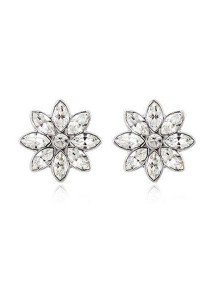 OUXI Winter Flower Earrings