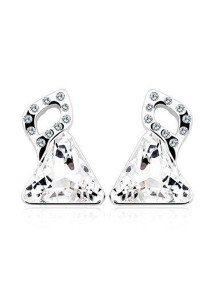 OUXI Crystal Earrings - 20811