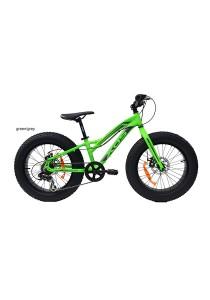 "20"" XDS Fat Bike Hollo Blue/Grey (7 Speed)"