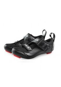 FLR F-121 Triathlon Bike Cycling Shoes - Black
