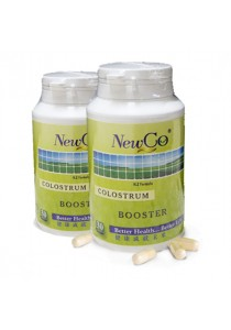 Newco Colostrum Booster Twin Packs
