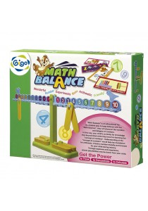 GIGO Math Balance Educational Games For Ages 3 Year+