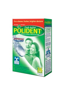 Polident5-Minute Anti-Bacterial Denture Cleanser Tablets 36's