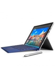 Microsoft Surface Pro 4 Core I7/16G RAM - 256GB (With Surface Pen) FREE Type Cover (Blue)