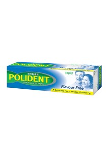 PolidentFlavour Free Adhesive 40g